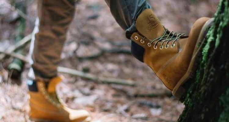 are timberlands good hiking boots
