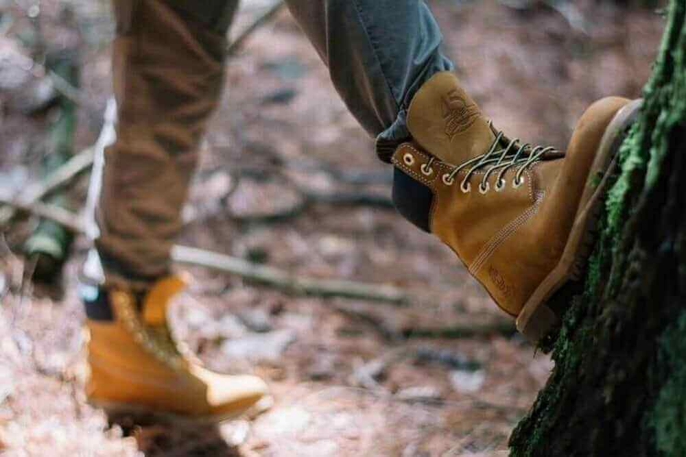 are timberland boots good for walking