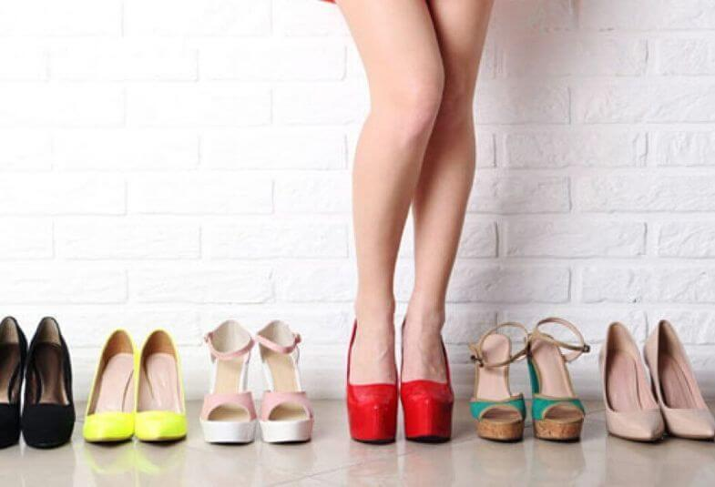 how to look taller with shoes