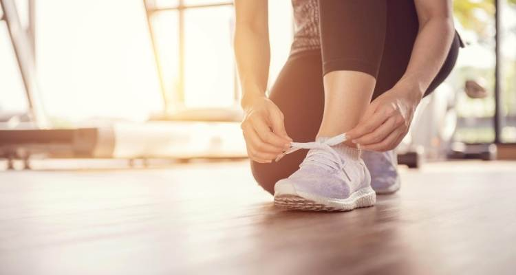Should You Wear Your Gym Shoes Outside