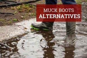 cheaper alternatives to muck boots