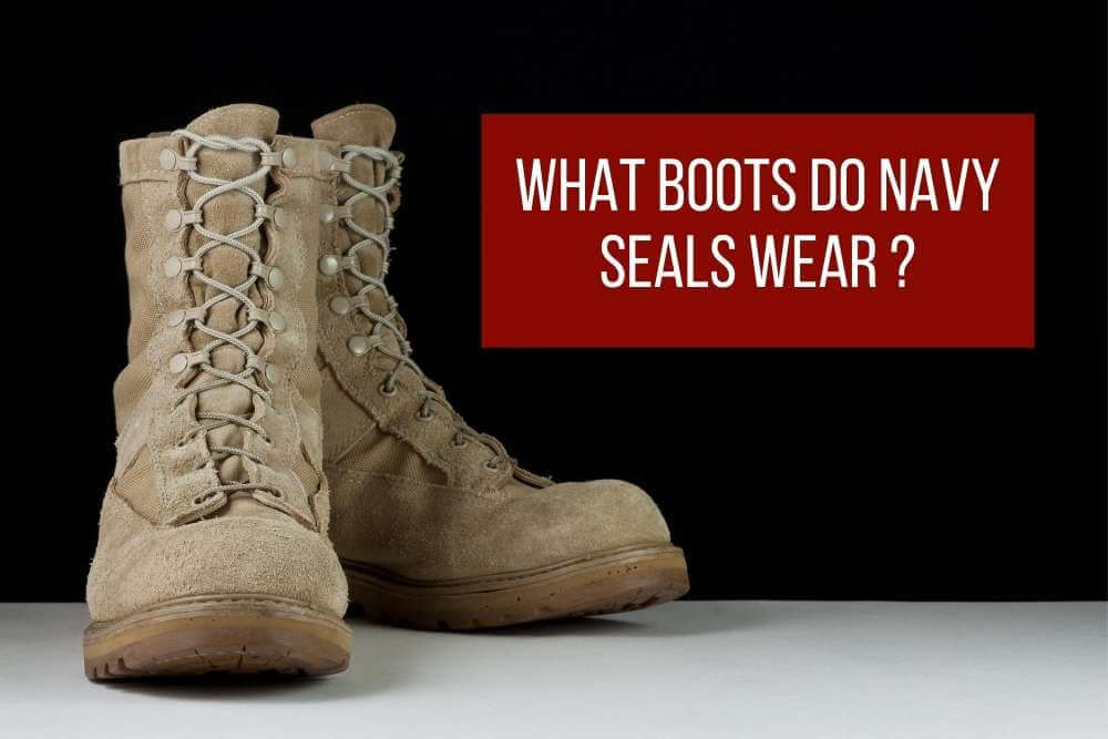 what boots do navy seals wear