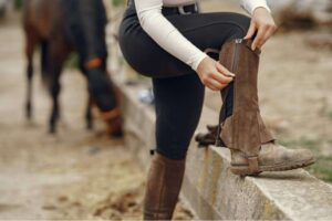 best boots for working with horses