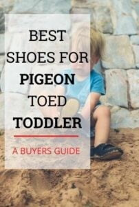 best shoes for pigeon toed kids