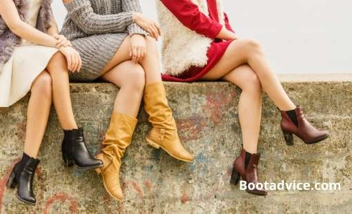 how to make boots fit small calves