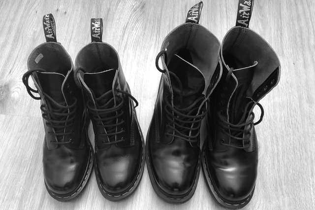 Are Doc Martens Real Leather