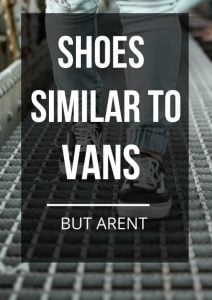 shoes similar to vans