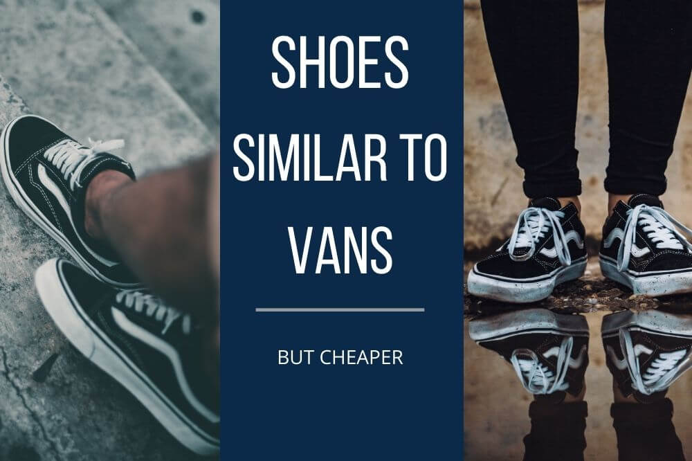 vans alternatives