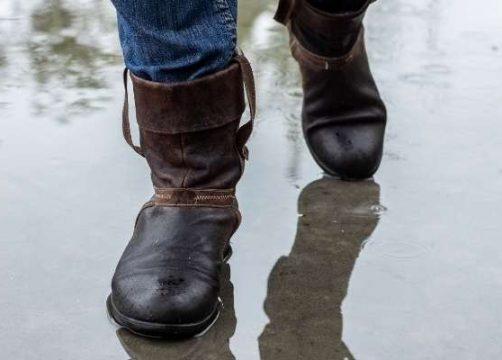 Should You Wear Leather Shoes When It's Raining